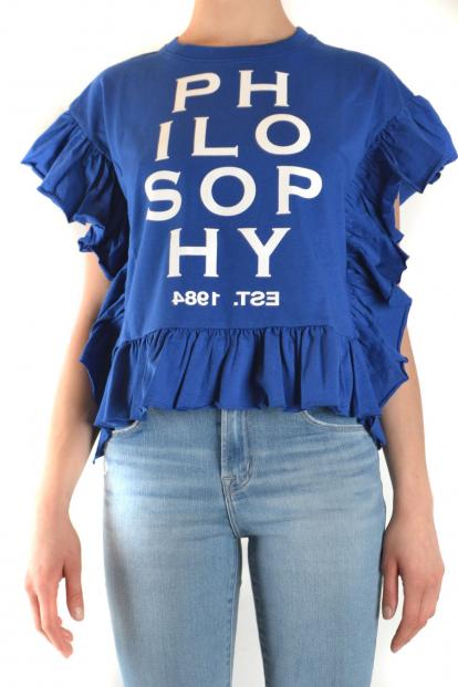 PHILOSOPHY DI LORENZO SERAFINI - T-shirts