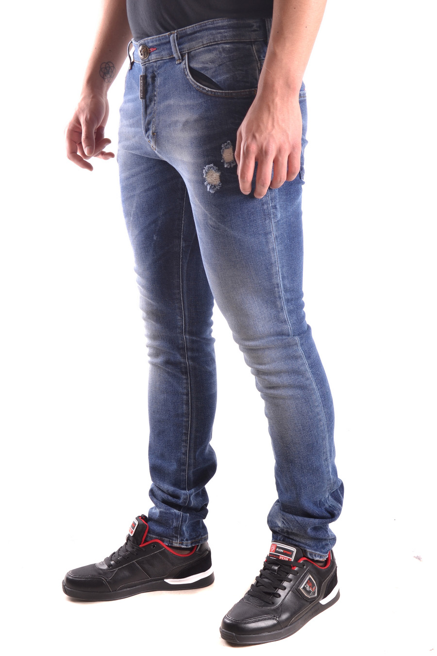 Red Womens Jeans