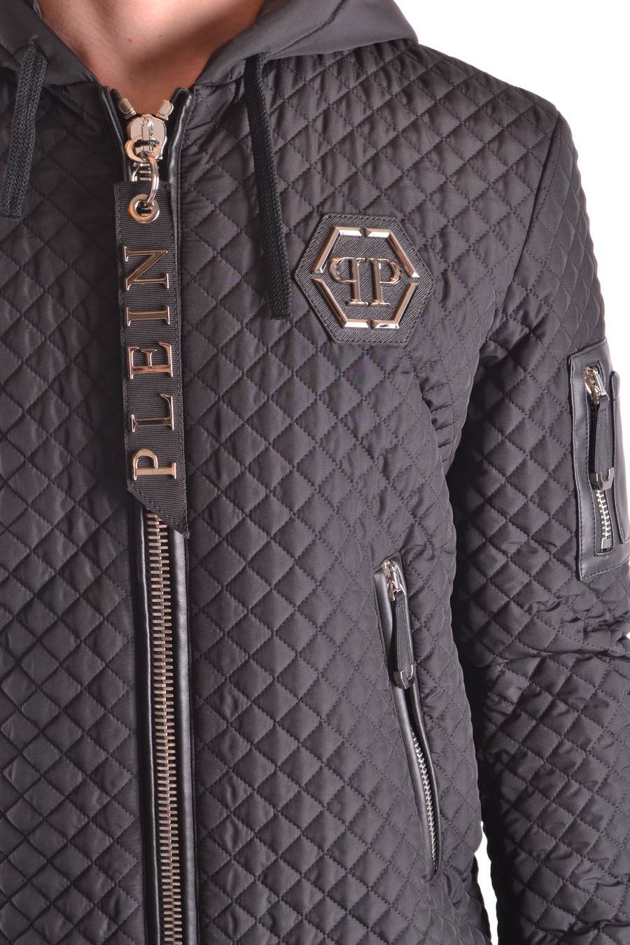philipp plein jacket. Black Bedroom Furniture Sets. Home Design Ideas